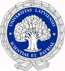 University of Latvia emblem